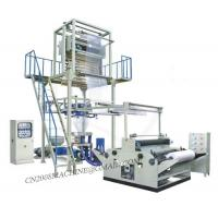 China plastic film blowing machinery on sale