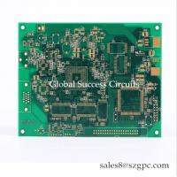 China PCBA assembly HASL 1 OZ Double Sided PCB Board 4 6 Layer Squre Board For car light for sale