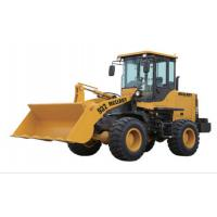 China Air Brake Heavy Construction Machinery Mini Articulated Loader Dipper Capacity 1.0 M³ for sale