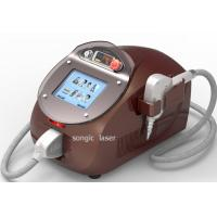 China Nd Yag Laser Hair Removal Machine Permanent For Dark Skin Vein Removal for sale
