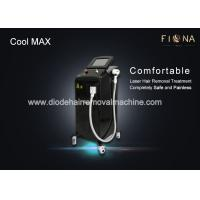 Medical Diode Laser Hair Removal Machine 1 - 10 Hz Frequency For All Color Skin for sale
