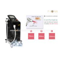 China Comfortable Diode Laser Hair Removal Machine Powerful Energy Absorption for sale