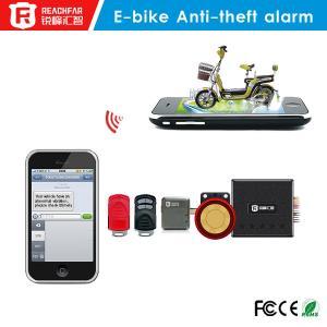 China mini gsm gps tracking device vehicle gps tracker for e-bike rf-v12+ on sale