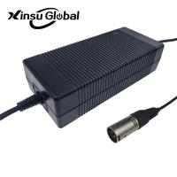 China Electric bike charger 3-Pin XLR Plug 44V 4A on sale