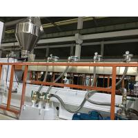 Quality 100% Degradable PLA Sheet Parallel Twin Screw Extrusion Machine for sale