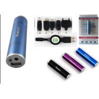 Wholesale Rechargeable 2200 mAh Portable Battery Power Bank For Cell phone, Digital camera from china suppliers