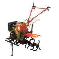 Quality 5hp Mini tractor gas powered garden tiller for agricultural , ground tiller machine for sale