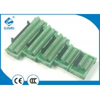 China Terminal Board Interface Breakout Module 20P 2.54mm Male Header With IDC Connector on sale