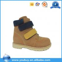 Best Kids orthopedic safety shoes, wholesale kids shoes from chinese factory wholesale
