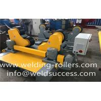 Wholesale Self - Aligning Pressure Vessel Pipe Welding Rollers With Motorized Travel from china suppliers