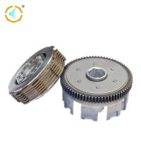 China Reliable Motorcycle Engine Clutch / CG250 16T Centrifugal Clutch Assy / ADC12 Material for sale