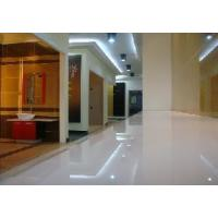 Wholesale Crystal White Glass Floor Tile (CG001) from china suppliers