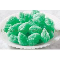 Wholesale Peppermint leaf shaped Gummies production line CE Approval Candy Equipment Gummy manufacturing equipment 600kg/h from china suppliers