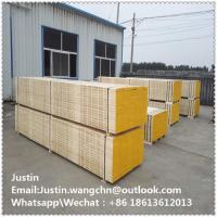Wholesale timber  llvl scaffolding boards\planks wooden Laminated scaffolding\scaffold planks\boards from china suppliers