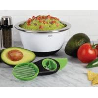 Quality 3 in 1 FDA quality Avocado Slicer as seen on TV/oxo good grips for sale