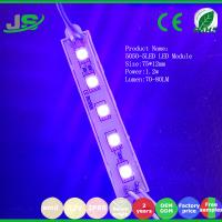 Wholesale Factory Direct Sale 5050SMD 5Chips High Quality epoxy led module for channel letter from china suppliers