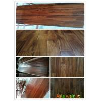 Wholesale sell Acacia Asian Walnut for flooring from china suppliers