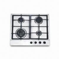 Wholesale Gas Stove, Made of Stainless Steel Panel, 10.5kg Net Weight, Sized 590 x 510mm from china suppliers