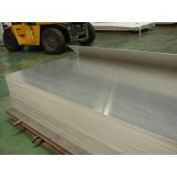 Wholesale High Precision Aluminum Heat Transfer Sheet With Alloy 1050 Mill Finish Surface from china suppliers
