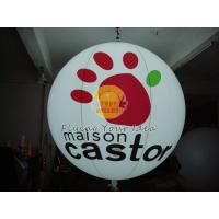 Wholesale Reusable Attractive Inflatable Lighting Balloon with Full Digital Printing for Promotion from china suppliers
