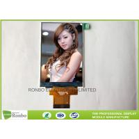 China 40 Pin MCU 16 Bit Interface Tft Lcd Touch Screen 3.5'' 320 * 480 Resolution for sale