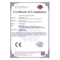 Power Real CO.,Limited Certifications