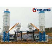China portable concrete mixing plant HZS75,mobile concrete plant on hot sale ready mix concrete plant on sale