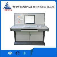 Temperature Controlled Chamber for Two Axis Position Rate Swing Test Table