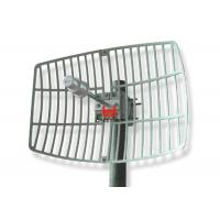 Wholesale Vertical Mobile Signal Repeater 2.4 Ghz 24dBi Grid Parabolic Antenna 3G from china suppliers