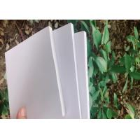 Wholesale Indoor House Finishing Water Resistant Foam Board , High Density Pvc Foam Board from china suppliers