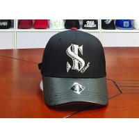 Wholesale Custom 3D 2D Metal Thread Baseball Trucker Mesh Cap from china suppliers