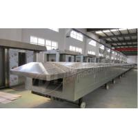 Wholesale Large capacity to small scale Industria gas baking tunnel oven 800mm Width Electric / Gas Tunnel Oven for Baking Cookie from china suppliers