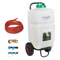 Quality Trolley Electric Sprayer TSR-35 high capacity 35L high pressure 100PSI high flow for sale