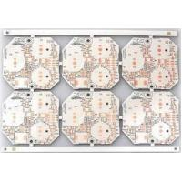 Wholesale Aluminum base PCB with HAL surface finish,  Led pcb,  Aluminum pcb from china suppliers