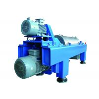 Wholesale Waste WaterTreatment Horizontal Decanter Centrifuge for Sludge Dewatering from china suppliers