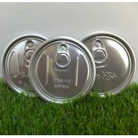 China Cheap  Aluminum Easy Open End With Logo For Food Can Packing From Factory Directly on sale