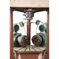 China Pressure 7Mpa Elbow Beveling Machine Processing Size 1/2-32 Clamping Type Hydraulic on sale