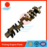 Wholesale NISSAN crankshaft supplier in China, high quality RF10 crankshaft with long warranty from china suppliers