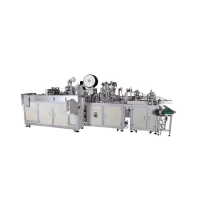 Wholesale 80pcs/Min Anti Pollution Mask Manufacturing Machine from china suppliers