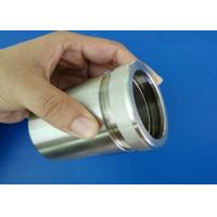 Best Stainless Steel CNC Machining Parts , CNC Machined Components For LED Light Shell wholesale