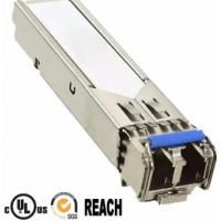 SFP SFF 1X9 XFP 10G SFP+ Optical Transceiver SMF / MMF With Dust Cover for sale