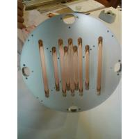 China OEM 300W - 500W Stamping Processing Copper Pipe Heat Sink for LED Stage Light on sale