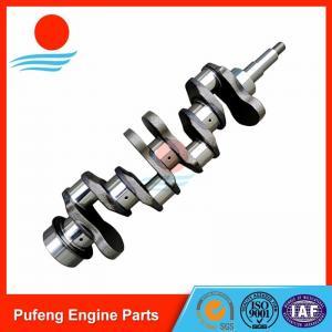 Wholesale Hyundai Mobis crankshaft D4AE D4AL 23111-42911 23111-42902 23100-41700 from china suppliers