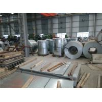 Hot Dipped Galvanized Steel Coils / GI Steel Coil Customized EN10143