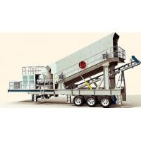 Wholesale Portable type Mobile Impact Crushing Plant from china suppliers