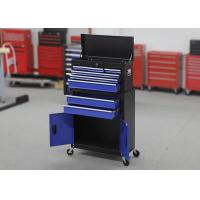 China 24metal drawer rolling tool chest cabinet combo professional manufacturer for sale