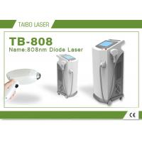 Best Big Spot 12 * 20 808nm Diode Laser Depilation Permanent Hair Removal Machine wholesale