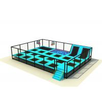 Wholesale Simple Design Baby Trampoline Park , Large Indoor Trampoline Park KP160624-4 from china suppliers