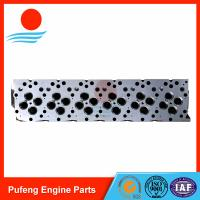 Wholesale HINO cylinder head P11C for excavator SK460-8 CAMC mixer truck S11101-4302 from china suppliers