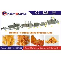 Wholesale Extrusion Doritos Making Machine Full Automatic Food Grade Stainless Steel from china suppliers